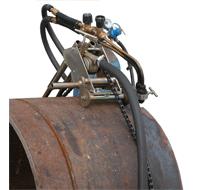 Машины для кислородной и воздушно-плазменной резки труб