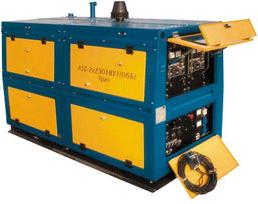 Агрегаты с частотным регулированием тока