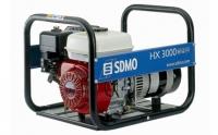 Бензогенератор  SDMO Intens HX 3000S
