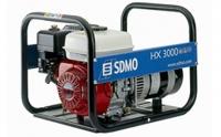 Бензогенератор SDMO Intens HX 3000