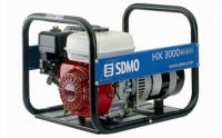 Бензогенератор  SDMO Intens HX 3000C