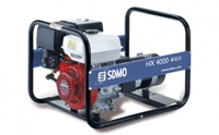 Бензогенератор  SDMO Intens HX 4000