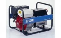Бензогенератор  SDMO Intens HX 5000T