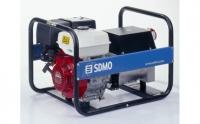 Бензогенератор  SDMO Intens HX 5000TC