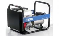 Бензогенератор  SDMO Intens HX 6080