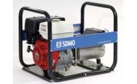 Бензогенератор  SDMO Intens HX 6080S