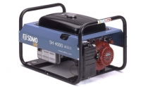 Генератор бензиновый SDMO Technic SH 4000