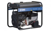 Бензиновый  генератор  SDMO Technic Technic 15000TE