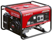 Бензиновый генератор Энерго ЭА 4600