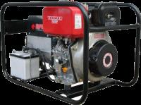 Дизельный генератор Europower EP 4000 DE