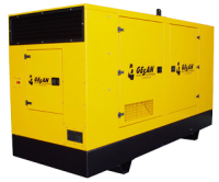 Дизельная электростанция Gesan DVA 550 E