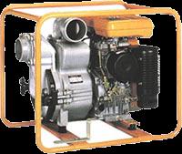 Грязевая мотопомпа PTG 405 T