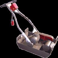 Электрическая виброплита СО-281