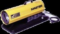 Дизельная тепловая пушка Master B 35 CED