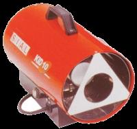 Газовая тепловая пушка SIAL KID 15
