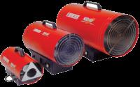 Газовая тепловая пушка SIAL KID10