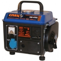 Генератор бензиновый СПЕЦ SB-800