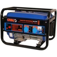 Генератор бензиновый СПЕЦ SB-5000