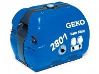 Бензиновая электростанция Geko Super Silent 2801