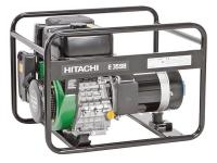 Бензогенератор Hitachi E35SB (Япония)