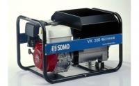 Сварочные бензогенераторы  SDMO Weldarc Intens VX 220-7,5HC
