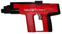 Монтажный пороховой пистолет WALTE PT450V
