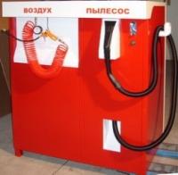 Пост подкачки шин и сухой уборки ППШ-4