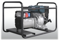 SUBARU Дизельная электростанция  ED6.5/400-SLE