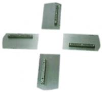 Комплект лопастей для затирочн. маш. GROST – 150x270 мм (4шт)